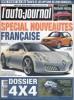 L'auto-journal 2000 N° 548.. L'AUTO-JOURNAL 2000