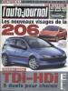 L'auto-journal 2000 N° 549.. L'AUTO-JOURNAL 2000