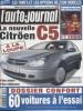 L'auto-journal 2000 N° 558.. L'AUTO-JOURNAL 2000