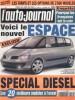 L'auto-journal 2001 N° 559.. L'AUTO-JOURNAL 2001