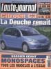 L'auto-journal 2001 N° 575.. L'AUTO-JOURNAL 2001