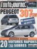 L'auto-journal 2001 N° 576.. L'AUTO-JOURNAL 2001
