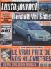 L'auto-journal 2002 N° 586.. L'AUTO-JOURNAL 2002