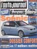 L'auto-journal 2002 N° 588.. L'AUTO-JOURNAL 2002