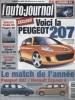 L'auto-journal 2002 N° 589.. L'AUTO-JOURNAL 2002