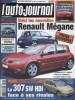 L'auto-journal 2002 N° 590.. L'AUTO-JOURNAL 2002