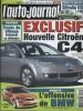 L'auto-journal 2002 N° 596.. L'AUTO-JOURNAL 2002