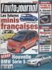 L'auto-journal 2002 N° 606.. L'AUTO-JOURNAL 2002
