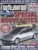 L'auto-journal 2002 N° 607.. L'AUTO-JOURNAL 2002