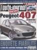 L'auto-journal 2003 N° 613.. L'AUTO-JOURNAL 2003