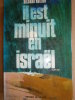 Il est minuit en Israël.. NOLLIER Richard