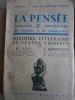La pensée française et européenne des origines à la Renaissance. Histoire littéraire et textes choisis par les auteurs.. LUC H. - BERTRAND E.