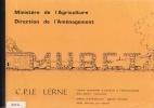 Murets du Chinonais et du Poitou. Centre permanent d'initiation à l'environnement Jean-Pierre Camuzard - Atelier d'architecture Gabriel Lecomte.. ...