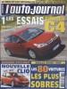 L'auto-journal 2004 N° 658.. L'AUTO-JOURNAL 2004