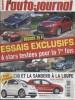L'auto-journal 2008 N° 749.. L'AUTO-JOURNAL 2008