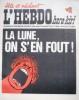 """L'hebdo Hara-Kiri N° 25. Prolongement hebdomadaire du mensuel Hara-Kiri. """"Bête et méchant"""". Reiser, Wolinski, Cavanna, Cabu, Delfeil de Ton, ..."