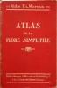 Atlas de la flore simplifiée. Pour reconnaître les fleurs.. MOREUX Th. (Abbé) 51 figures dans le texte.