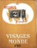 Visages du Monde N° 98 : Le meuble français.. VISAGES DU MONDE