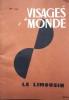 Visages du Monde N° 114 : Le Limousin.. VISAGES DU MONDE