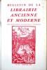 Bulletin de la librairie ancienne et moderne. Année 1969. Du N° 111 au N° 119. Anciennement Bouquiniste français.. BULLETIN DE LA LIBRAIRIE ANCIENNE ...