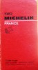 Guide Michelin France 1982. (Guide rouge).. GUIDE MICHELIN 1982