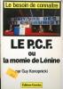 Le P.C.F ou la momie de Lénine.. KONOPNICKI Guy