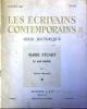 Les écrivains contemporains. N° 36. Série historique. Marie Stuart la mal mariée.. LES ECRIVAINS CONTEMPORAINS