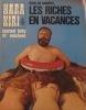 Hara-kiri mensuel, journal bête et méchant. Numéro 119. Les riches en vacances. Août 1971.. Collectif : HARA-KIRI