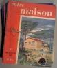 Votre maison. Numéros 1 à 18 de ce magazine consacré à la maison et aux loisirs. La plupart des numéros ne sont pas dans les collections de la ...
