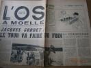 L'Os à moëlle. Pour tout ce qui est contre - Contre tout ce qui est pour. Numéro 9. Directeur: Pierre Dac. 18 juin 1964.. Collectif : L'OS A MOELLE ...