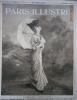 Paris illustré. N° 19 de 1905. Adeline Derives en couverture. Le grand prix de Paris - 34e exposition canine aux Tuileries - Paris au bois - Mlle ...
