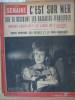 La semaine N° 121. Batailles sur mer, Au large de l'Algérie, Prix Goncourt La fille de Gaby Sylvia en couverture. 26 novembre 1942.. Collectif : LA ...