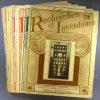 Recherches et inventions. Revue mensuelle. Année 1930 incomplète. 11 numéros sur 12. (184 à 195, sauf 190).. RECHERCHES ET INVENTIONS 1930