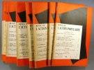 Revue de l'Action populaire. Année 1956 complète. Numéros 94 à 103.. REVUE DE L'ACTION POPULAIRE 1956