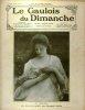 Le Gaulois du dimanche N° 14. Hebdomadaire, directeur Arthur Meyer. Edouard VII chez lui et en voyage.. LE GAULOIS DU DIMANCHE