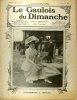 Le Gaulois du dimanche N° 35. Hebdomadaire, directeur Arthur Meyer. En couverture : Parisienne à Dinard.. LE GAULOIS DU DIMANCHE