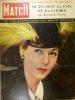Paris Match N° 131: Maria Montez en couverture - Amérique - Corée - Porcelaine de Sèvres - Match Turpin-Robinson - Les pécheresses de Béthanie .... ...