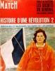 Paris Match N° 1000 : Histoire d'une révolution (2).. PARIS MATCH