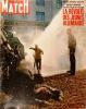 Paris Match N° 994 : Après l'attentat de Rudi le rouge, la révolte des jeunes Allemands. Tabarly, la mère Brazier, Sur la piste des ancêtres 27 avril ...
