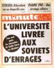 Minute N° 339. L'université livrée aux soviets d'enragés.. MINUTE