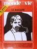Monde et Vie. Numéro spécial : La colère des jeunes. Le baillon. Juillet-Août 1968.. Collectif : MONDE ET VIE