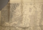 Mulhouse (Colmar). Carte N° 101. Carte au 1/80 000. Relevés de 1837. Révisée vers 1900.. MULHOUSE - CARTE
