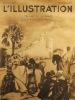 L'Illustration N° 4852 : L'uvre de la France en Afrique occidentale. Numéro spécial. 29 février 1936.. Collectif : L'ILLUSTRATION