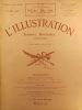L'Illustration N° 4341. Grève générale en Angleterre - Mort du Prince Napoléon - Scaphandriers et épaves sous-marines…. L'ILLUSTRATION