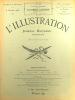 L'Illustration N° 4362. Le carburant Makhonine - Assise - Miami - Mme Juliette Adam…. L'ILLUSTRATION