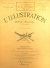 L'Illustration N° 4365. Les Halles - Salon d'art photographique - Cimetières parisiens oubliés - Chine…. L'ILLUSTRATION