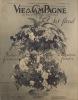 Vie à la campagne numéro 518. Couverture : L'art floral, plantes fleuries, réalisations florales.. VIE A LA CAMPAGNE