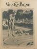 Vie à la campagne numéro 533. Couverture : Jardins d'aujourd'hui, golfs miniatures.. VIE A LA CAMPAGNE