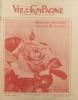 Vie à la campagne numéro 536. Couverture : Floralies gantoises et festival de la rose.. VIE A LA CAMPAGNE