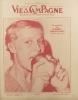 """Vie à la campagne numéro 553. En couverture : La tentation des pommes américaines """"Golden delicious"""".. VIE A LA CAMPAGNE"""